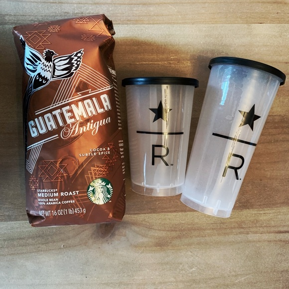 Starbucks Reserve Reusable Cup Bundle